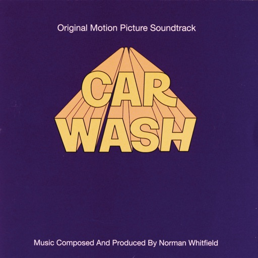 Art for Car Wash by Rose Royce