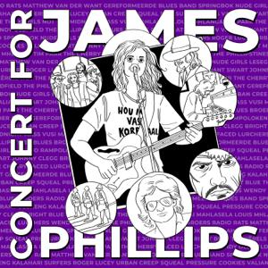 Various Artists - Concert for James Phillips (Live)