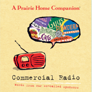 Commercial Radio: Words from Our So-called Sponsors