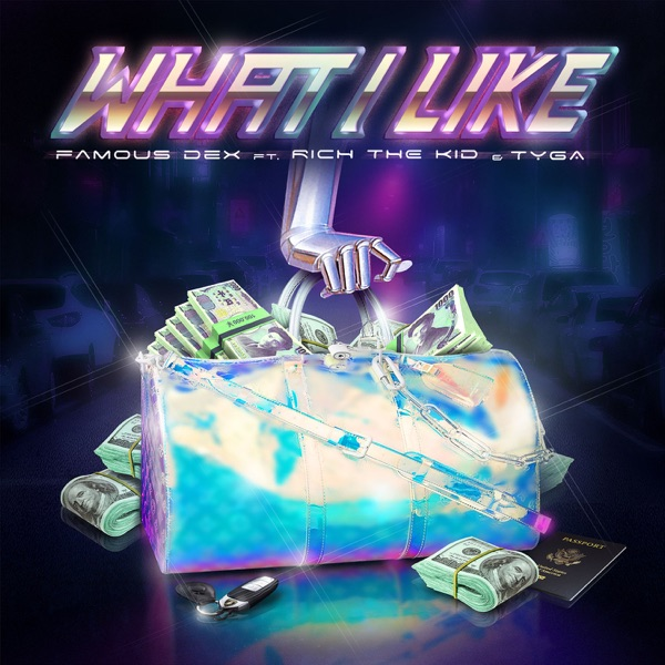 What I Like (feat. Rich The Kid & Tyga) - Single