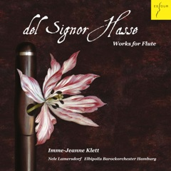 Del Signor Hasse - Werke für Flöte
