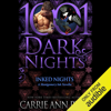 Carrie Ann Ryan - Inked Nights: A Montgomery Ink Novella (Unabridged)  artwork