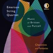 Emerson String Quartet - Purcell: Fantazia No. 6 in F Major Z 737