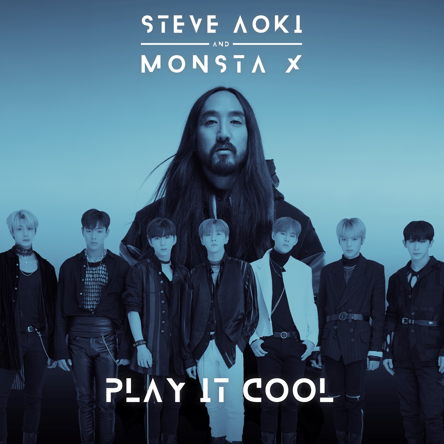 Steve Aoki & MONSTA X – Play It Cool – Single (ITUNES PLUS AAC M4A)