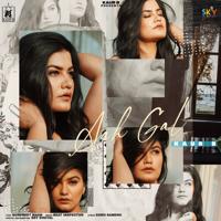 Kaur B - Aah Gal (feat. Gurpreet Maan) - Single artwork