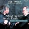 Alfred Brendel, Sir Simon Rattle & Philharmonie de Vienne