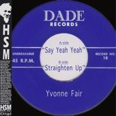 Yvonne Fair - Straighten Up