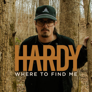 HARDY Where To Find Me - EP music review