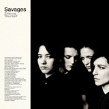 """The album art for """"Silence Yourself"""" by Savages"""
