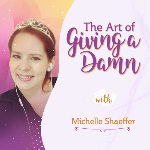 Cover image of The Art of Giving a Damn