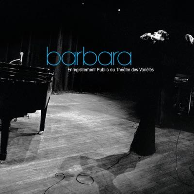 Barbara : Théâtre des Variétés 1974 (Live) - Barbara