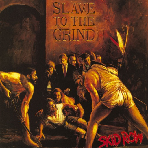 Art for Riot Act by Skid Row