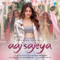 Goldie Sohel - Aaj Sajeya - Single artwork