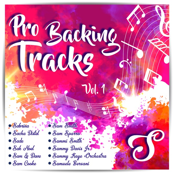Pro Backing Tracks S, Vol.1