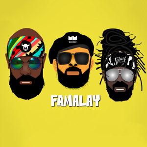 Skinny Fabulous, Machel Montano & Bunji Garlin - Famalay