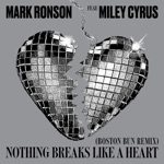 Album - MARK RONSON/MILEY CYRUS - NOTHING BREAKS LIKE A HEART