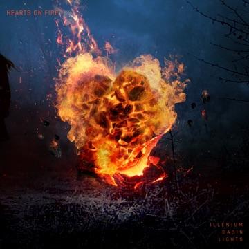 Illenium, Dabin & Lights – Hearts on Fire – Single