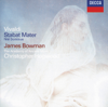 James Bowman, Academy of Ancient Music & Christopher Hogwood - Vivaldi: Stabat Mater - Concerto in G Minor - Nisi Dominus Grafik