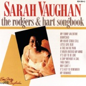 Sarah Vaughan - My Funny Valentine