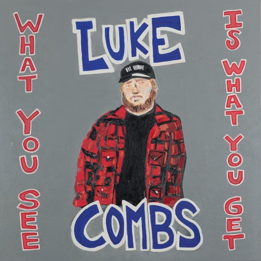 Art for Better Together by Luke Combs