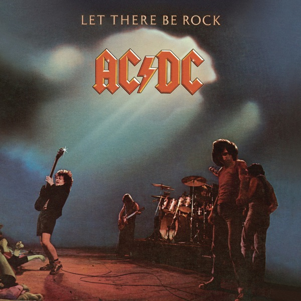 AC/DC mit Let There Be Rock