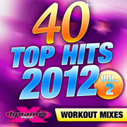 40 Top Hits 2012 Vol. 2 (Unmixed Workout Songs For Fitness & Exercise) - Dynamix Music Workout