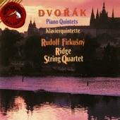 Rudolf Firkusny;Ridge String Quartet - Piano Quintet No. 2 in A Major, Op. 81, B. 155: I. Andante
