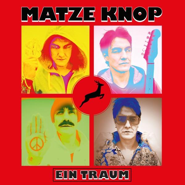 Matze Knop mit Pokal Again