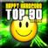 EUROPESE OMROEP | Happy Hardcore: Top 30 - Best Ever - Verschillende artiesten