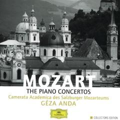 Piano Concerto No. 2 in B-Flat, K. 39: I. Allegro spiritoso (Cadenza: Géza Anda)