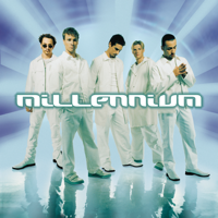 Backstreet Boys - Millennium artwork