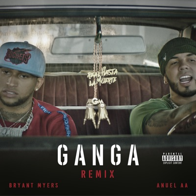 Gan Ga Remix Bryant Myers Anuel Aa Shazam