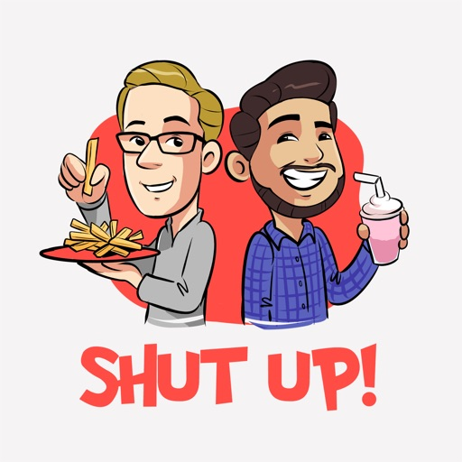 Cover image of Shut Up!