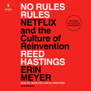 No Rules Rules: Netflix and the Culture of Reinvention (Unabridged)