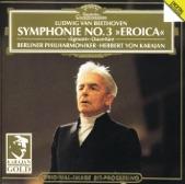 """Herbert von Karajan - Beethoven: Symphony No.3 In E Flat, Op.55 -""""Eroica"""" - 1. Allegro con brio"""