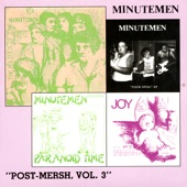 Minutemen - Ain't Talkin' 'Bout Love