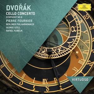 Pierre Fournier, Berliner Philharmoniker, George Szell & Rafael Kubelik - Dvorak: Cello Concerto, Symphony No. 8
