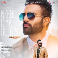Neend Diya Goliyan (feat. Ginni Kapoor) - Single