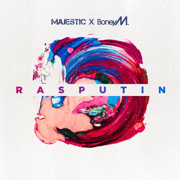 Majestic and boney m - Rasputin