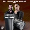 Klk Ta Bebiendo Remix Single