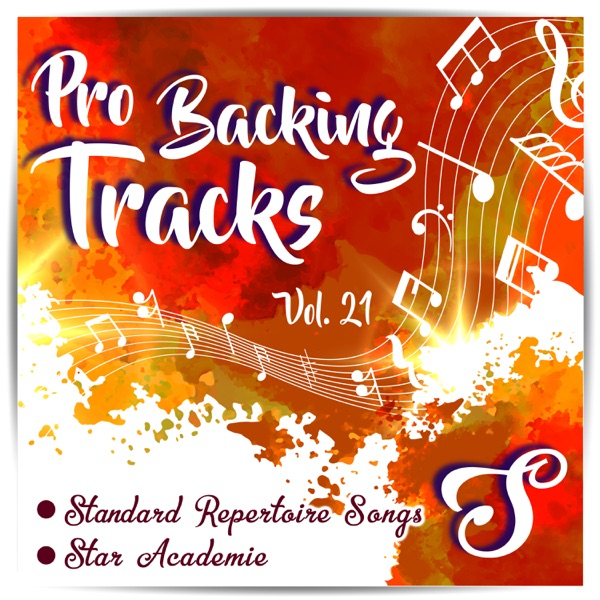 Pro Backing Tracks S, Vol.21