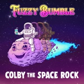 Fuzzy Bumble - Colby the Space Rock