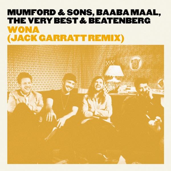 Wona (Jack Garratt Remix) - Single