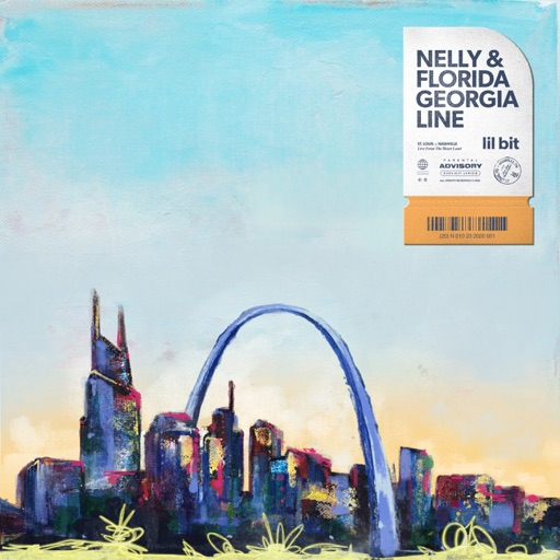 Art for Lil Bit by Nelly & Florida Georgia Line