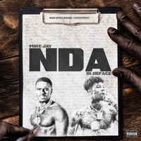 NDA (feat. Blueface) - Single - Mike Jay