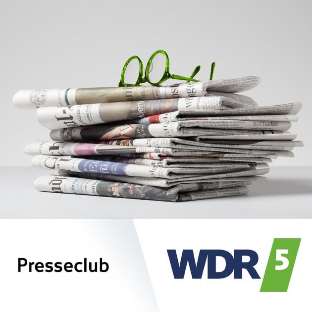 Wdr Presseclub Podcast