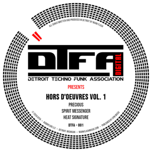 Mark Flash - Hors D'oeuvres, Vol. 1