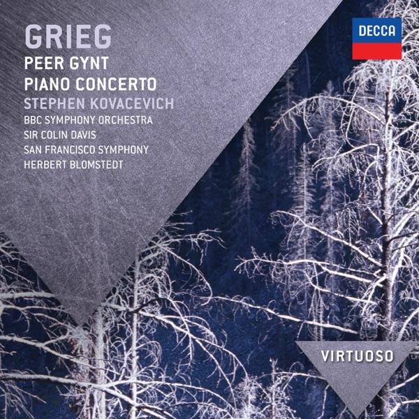 Grieg: Piano Concerto & Peer Gynt