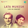 Lata Mukesh Live In Concert Vol 2
