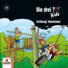Die drei ??? Kids - Folge 79: Achtung, Abenteuer! Grafik